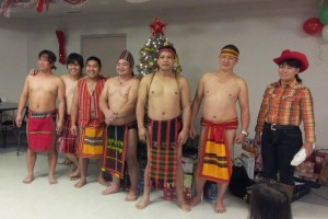 Brothers in Traditional Dance Customs 2 (2)