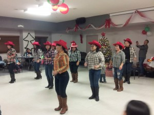 Ladies Cowboy dance (2)